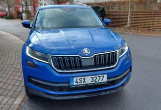 Škoda Ostatní Kodiaq 2019, 1. majitel, sedmimístn SUV