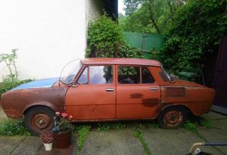 Škoda Ostatní 110LS sedan