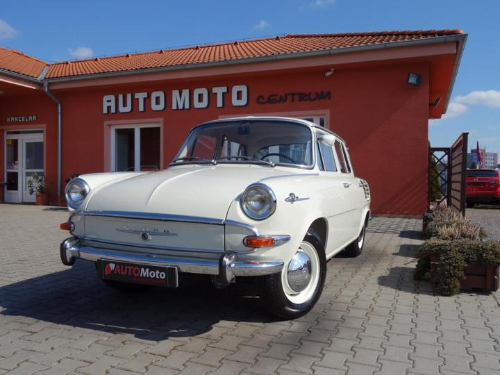 Škoda Ostatní 1000 MB typ 990 sedan
