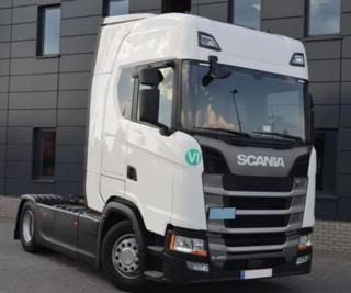 Scania S 450 ADR EURO 6 tahač