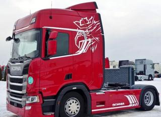 Scania R 450 EURO 6 tahač