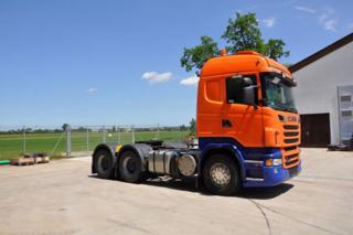 Scania 500 CR 19 H 6x4 tahač EURO 5 tahač