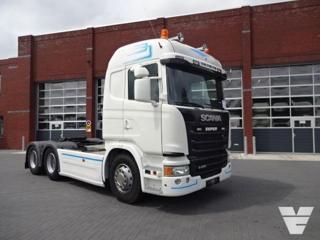 Scania G490 6x4 EURO 6 tahač