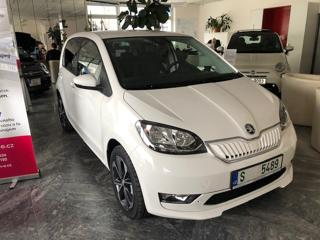 Škoda Citigo ihned hatchback elektro