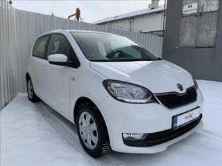 Škoda Citigo 1,0 MPI,STYLE,původ ČR,1.Maj hatchback benzin