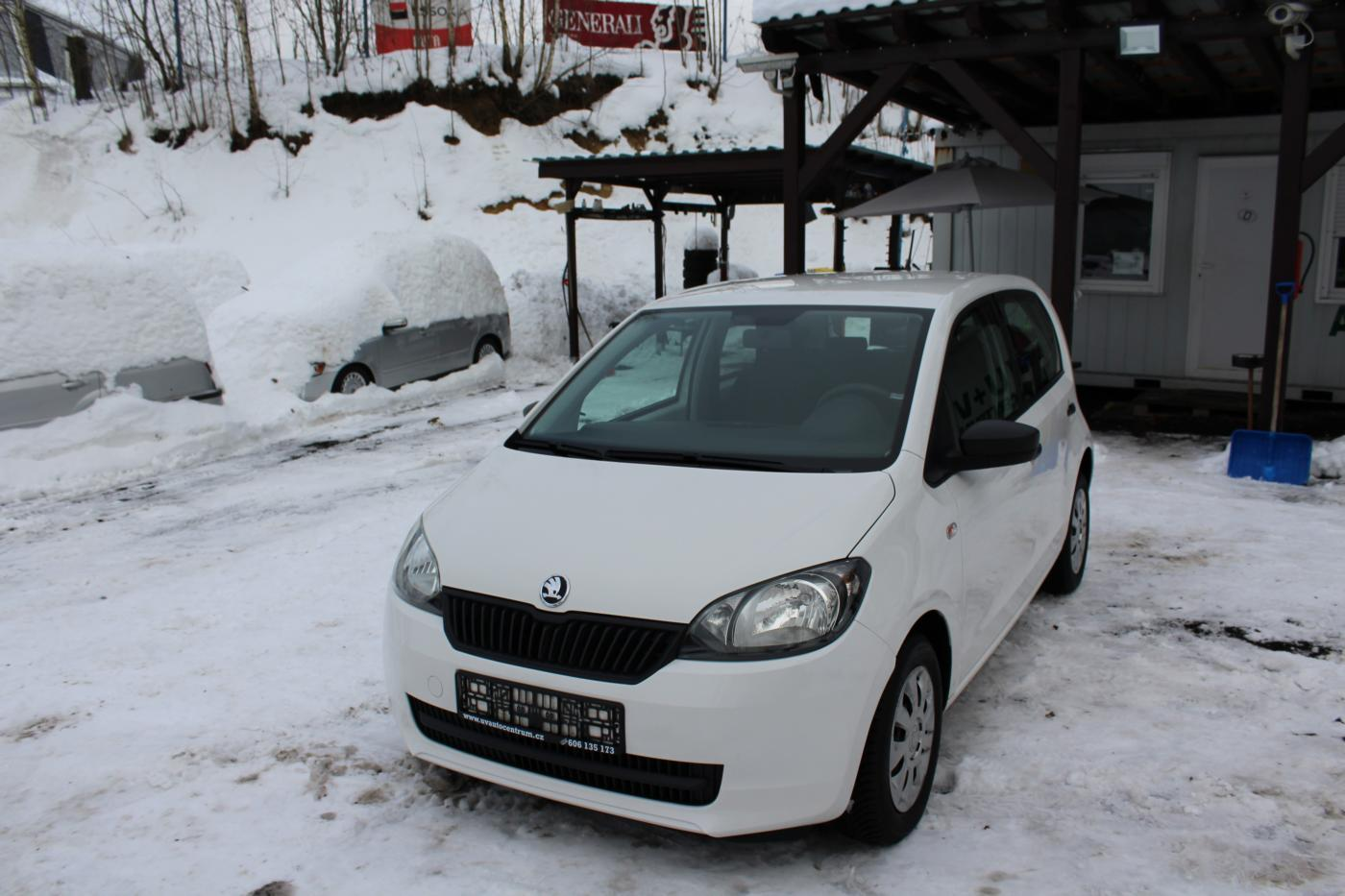 Škoda Citigo 1.0 MPi klima hatchback