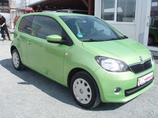 Škoda Citigo 1.0 55 kW STYLE TEMPOMAT hatchback