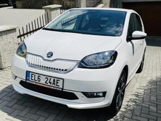 Škoda Citigo Style hatchback elektro