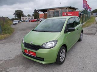 Škoda Citigo 1.0 MPi 44 kW, Klima, TOP hatchback