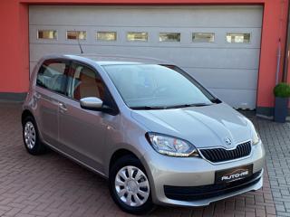 Škoda Citigo 1.0MPi Klimatizace Bluetooth !!! hatchback