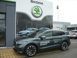 Škoda Enyaq iV 1,0 150 kW iV 80 SUITE MPV elektro