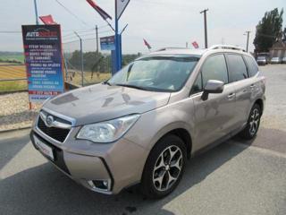 Subaru Forester 2.0 XT CVT KOUPENO CZ  benzin
