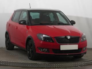 Škoda Fabia 1.6 TDI 55kW hatchback nafta - 1