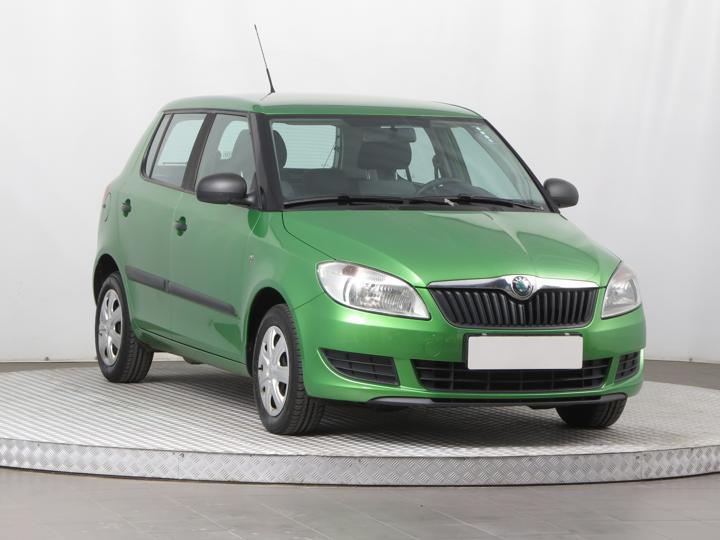 Škoda Fabia 1.2 TSI 63kW hatchback benzin