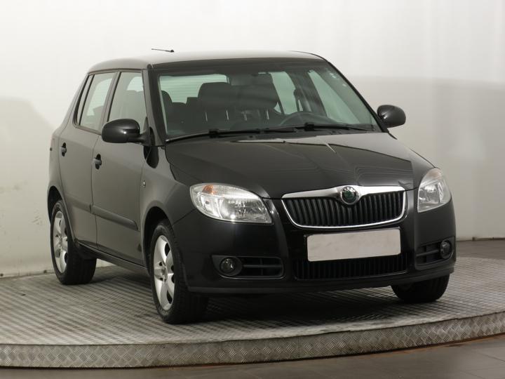 Škoda Fabia 1.2 51kW hatchback benzin