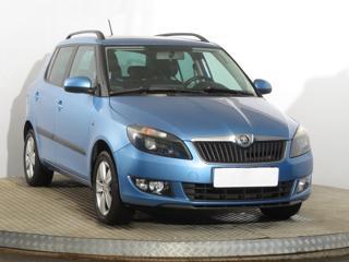 Škoda Fabia 1.2 TSI 63kW hatchback benzin - 1