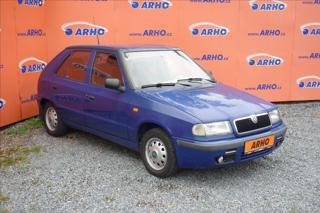 Škoda Felicia 1,3 i,ČR,2 MAJ.,EKO ZAPLACENO. hatchback benzin