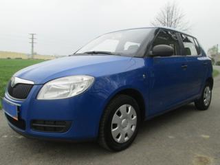 Škoda Fabia 1.4 TDi 51kW, ASR. hatchback