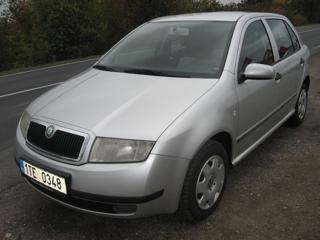 Škoda Fabia 1.4 TDi, Servisní kniha hatchback