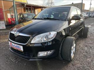 Škoda Fabia 1,2 TSi  Serviska,Climatronic hatchback benzin