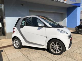 Smart Fortwo elektro hatchback elektro