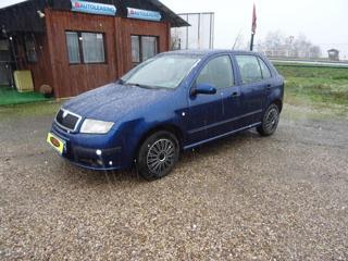 Škoda Fabia 1.4 TDi 59 Kw hatchback