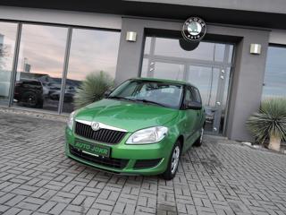 Škoda Fabia 1.2 12V 51kW KLIMA TOP STAV hatchback