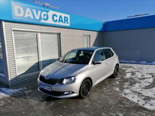 Škoda Fabia 1,2 TSI CZ Ambition DPH 1. Maj hatchback benzin