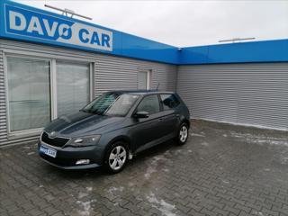 Škoda Fabia 1,4 TDI Style 1.Maj. Serv.kn. hatchback nafta