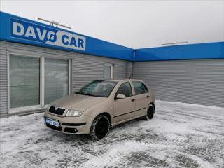 Škoda Fabia 1,4 16V 74kW Elegance 40'000km hatchback benzin