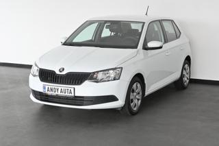 Škoda Fabia 1.4 TDi 66kW Klima Záruka hatchback