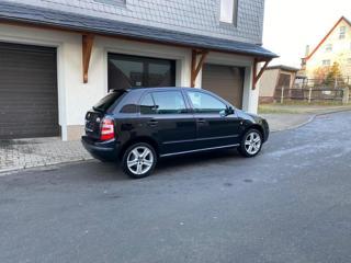 Škoda Fabia 1.4i serviska,kůže hatchback