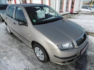 Škoda Fabia 1,4 i,16v,klima,taž.zařízení, hatchback benzin