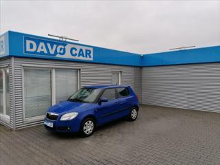 Škoda Fabia 1,2 i CZ Ambiente 2.majitel hatchback benzin