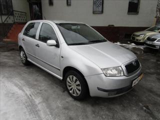 Škoda Fabia 1,4 16V  COMFORT hatchback benzin