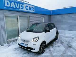 Smart Forfour 1,0 i 52 kW Passion hatchback benzin