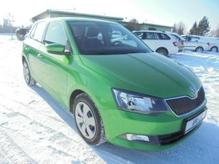 Škoda Fabia III 1.0 MPi hatchback benzin