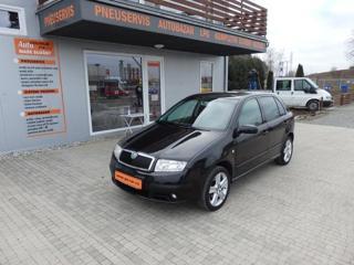 Škoda Fabia 1.4 16V hatchback benzin