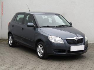 Škoda Fabia 1.2, Klima, +kola hatchback benzin