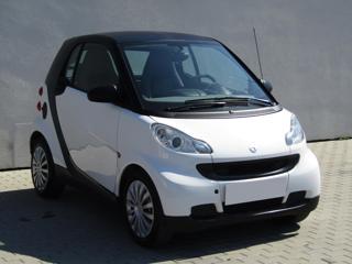 Smart Fortwo 1.0i, Serv.kniha hatchback benzin