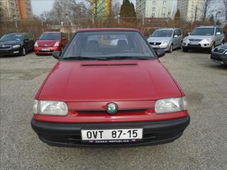 Škoda Felicia 1,3 První maj.Žád.REZ!! hatchback benzin
