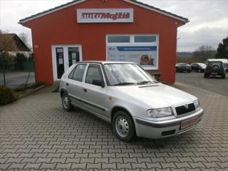 Škoda Felicia 1,3 LXi EKO UHRAZENO STK 3/2022 hatchback benzin