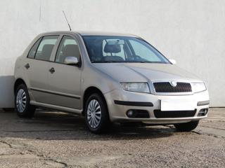 Škoda Fabia 1.4 TDi, ČR hatchback nafta