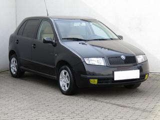 Škoda Fabia 1.9TDi, Serv.kniha, ČR hatchback nafta