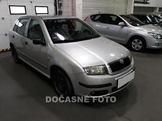 Škoda Fabia 1.9SDi, ČR hatchback nafta
