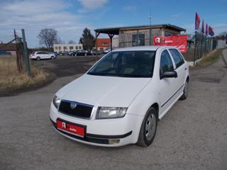 Škoda Fabia 1.9 SDi 47 kW hatchback