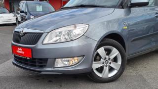 Škoda Fabia 1,2 TSI 63 Kw Fresh TOP STAV hatchback