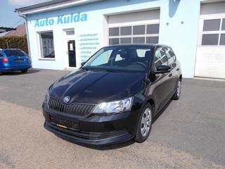 Škoda Fabia III 1,0l, 55kW,vyhř. sedadla hatchback