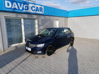 Škoda Fabia 1,0 TSI Ambition 1.Maj DPH CZ hatchback benzin