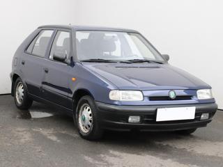 Škoda Felicia 1.3i, 1.maj, ČR hatchback benzin